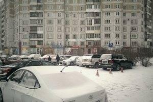 фото с парковки